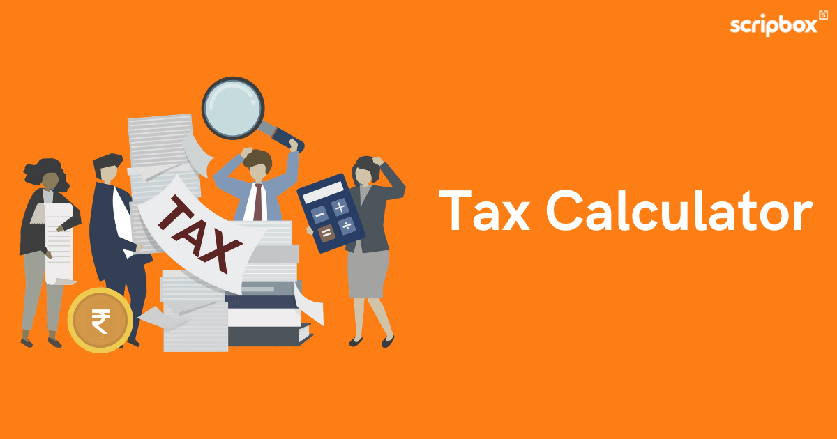 Online Income Tax Calculator: Calculate your Income Taxes ...