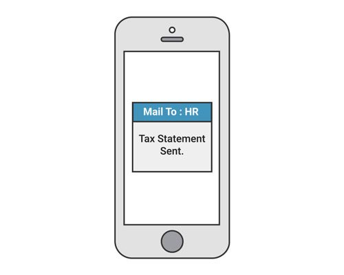 Tax saving mobile