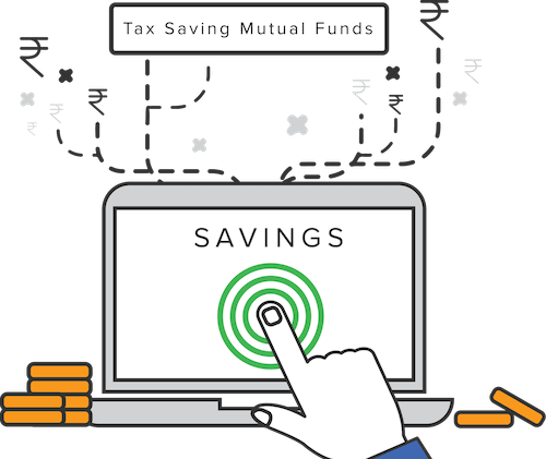 Save Tax Illustration