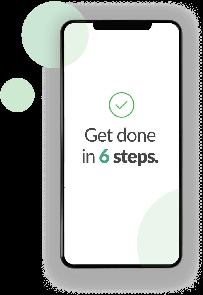 ECAS steps inside a mobile